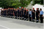 photo Nos Sapeurs Pompiers Montacutains