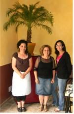 photo Mme El Kessi et son équipe