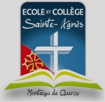 photo logo de lEcole Ste Agnès